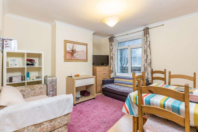 2 Bedrooms Flat for sale in Euston, London