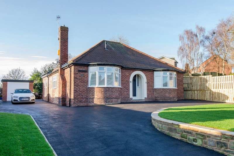 3 Bedrooms Detached Bungalow for sale in Spittal Hardwick Lane, Townville, Castleford, West Yorkshire, WF10