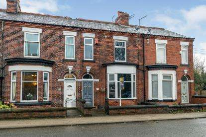 3 Bedrooms Terraced House for sale in Bolton Road, Atherton, Manchester, Greater Manchester, M46