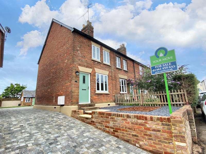 2 Bedrooms End Of Terrace House for sale in Froghall Lane, Walkern, Stevenage, Hertfordshire, SG2