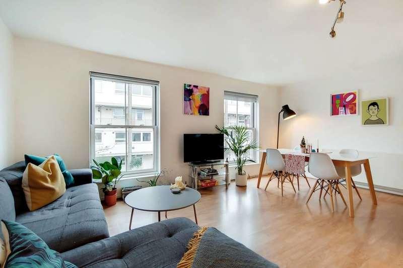 2 Bedrooms Flat for sale in Tottenham Road, De Beauvoir Town, N1