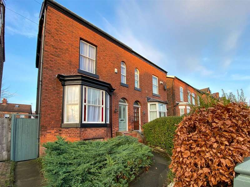 4 Bedrooms Semi Detached House for sale in Windsor Road, Levenshulme, Manchester, M19