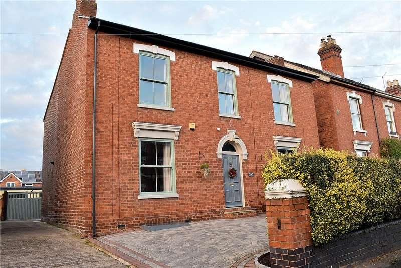 4 Bedrooms Detached House for sale in Bromyard Road, St Johns, Worcester
