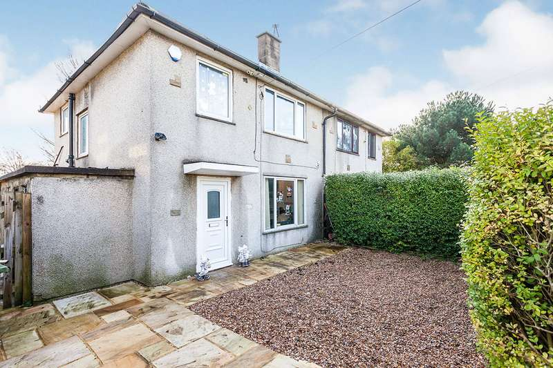 3 Bedrooms Semi Detached House for sale in Ferrand Avenue, Bradford, West Yorkshire, BD4