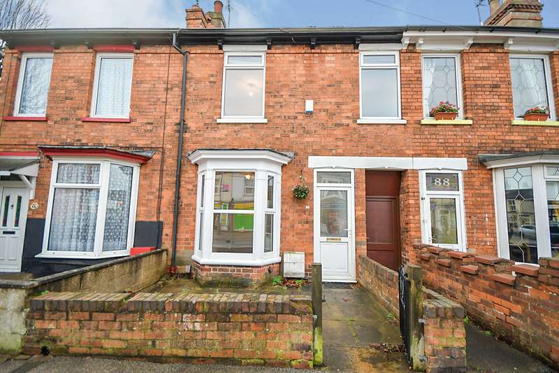 3 Bedrooms House for sale in Burton Road, Lincoln, Lincolnshire, LN1