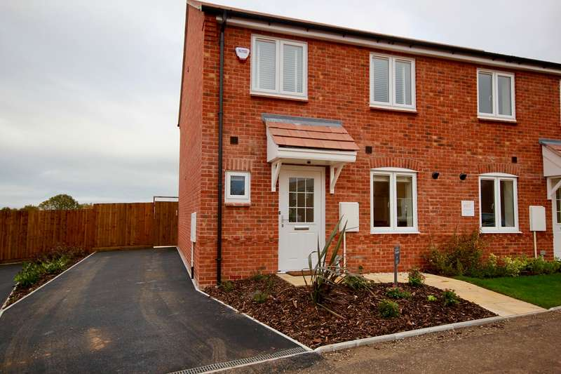 3 Bedrooms Semi Detached House for rent in Copcut Elm , Droitwich, Worcestershire, WR9