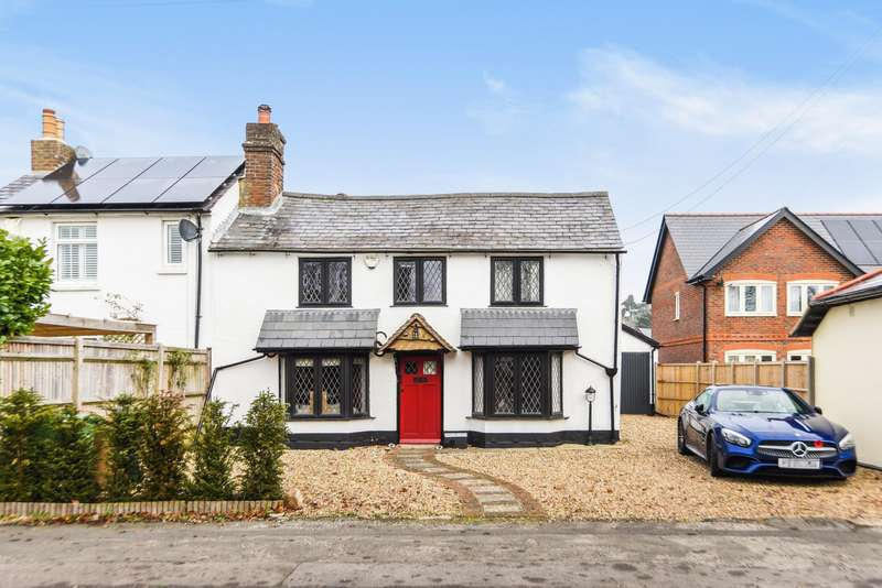4 Bedrooms Semi Detached House for sale in Bix, Henley-On-Thames, RG9