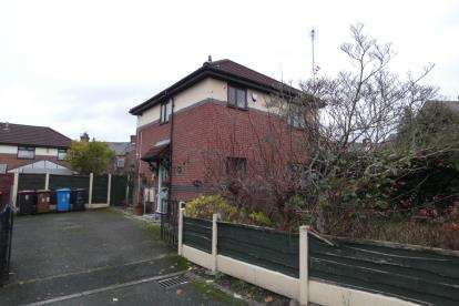 3 Bedrooms Detached House for sale in Springwell Close, Salford, Manchester, Greater Manchester