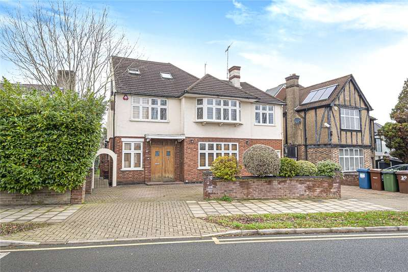 6 Bedrooms Detached House for sale in Dalkeith Grove, Stanmore, Middlesex, HA7