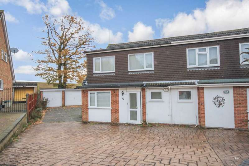 4 Bedrooms Semi Detached House for sale in Outwood Farm Close, Billericay