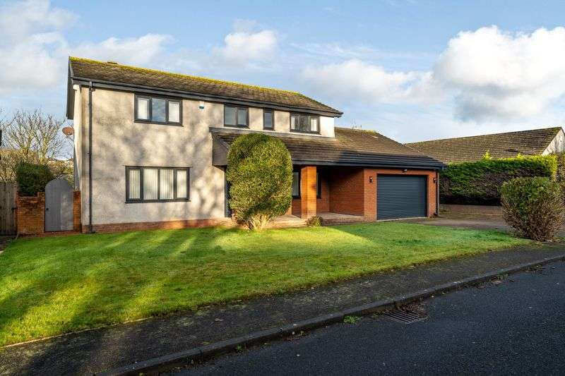 4 Bedrooms Property for sale in Beckstone Close, Harrington, Workington, CA14