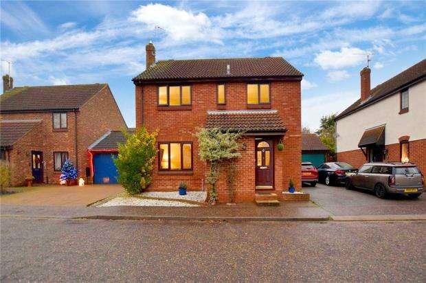 4 Bedrooms Detached House for sale in Widgeon Place, Kelvedon, Essex