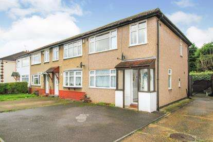 3 Bedrooms End Of Terrace House for sale in Elm Park, Havering, Essex