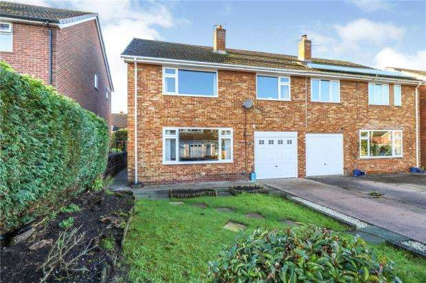 4 Bedrooms Semi Detached House for sale in Repton Drive, Haslington, Crewe