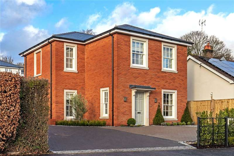 3 Bedrooms Detached House for sale in Appulby Gardens, Winchester, SO22