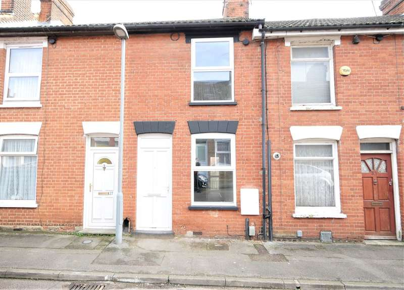3 Bedrooms Terraced House for sale in Turin Street, Ipswich