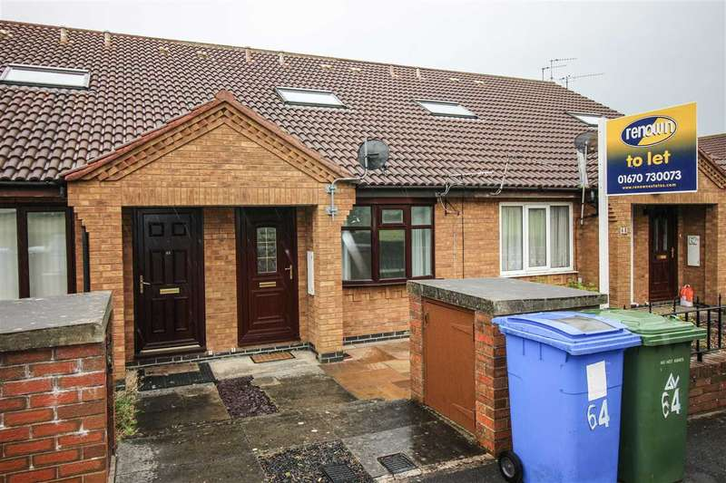 1 Bedroom Bungalow for rent in Murrayfields, Seghill, Cramlington