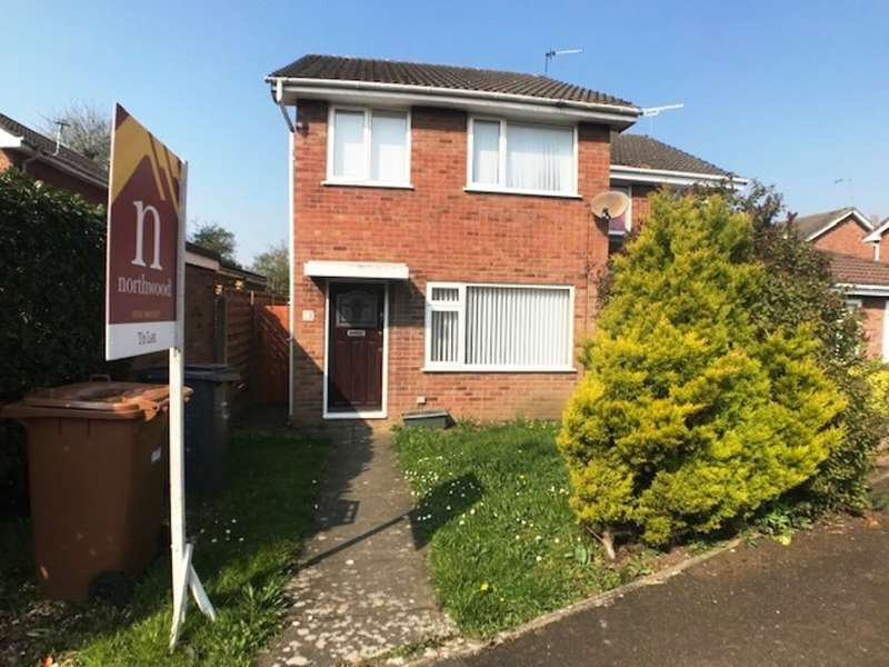 3 Bedrooms Semi Detached House for rent in Marlston Avenue, Irby, Wirral, CH61