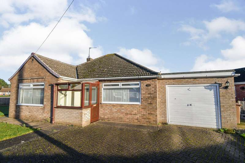3 Bedrooms Detached Bungalow for sale in St. Hughs Drive, North Hykeham, Lincoln, Lincolnshire, LN6