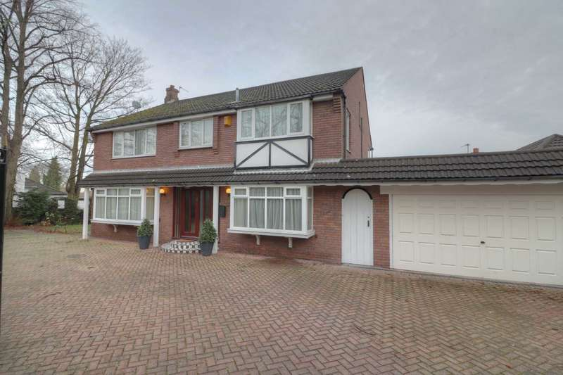 3 Bedrooms Detached House for rent in Cuckoo Lane, Gateacre