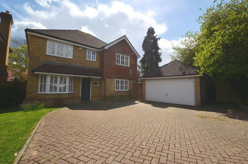 4 Bedrooms Detached House for rent in Holm Grove, Hillingdon, UB8