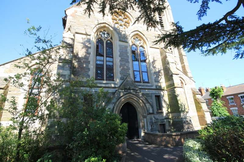 1 Bedroom Flat for sale in St Marys Court, Worcester, WR1