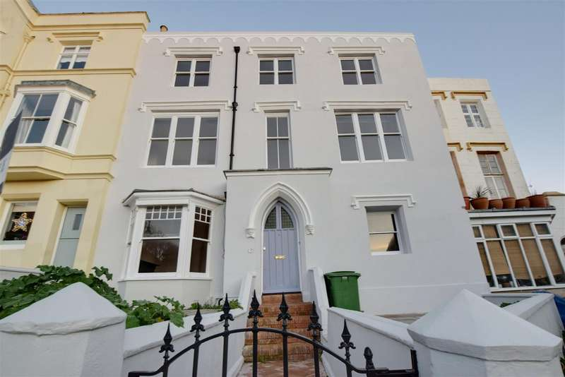 4 Bedrooms Terraced House for sale in Maze Hill Terrace, St. Leonards-On-Sea