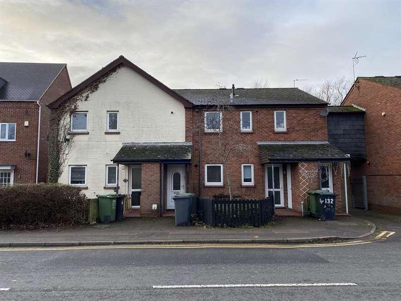 1 Bedroom Maisonette Flat for rent in Evesham Road, Redditch, B97 5ER