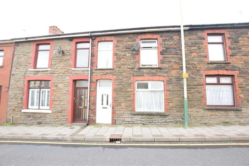 2 Bedrooms Terraced House for sale in Park Place, Bargoed