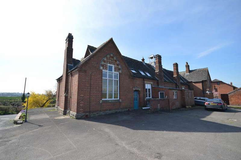 5 Bedrooms Detached House for sale in Old School House, Marden, Hereford