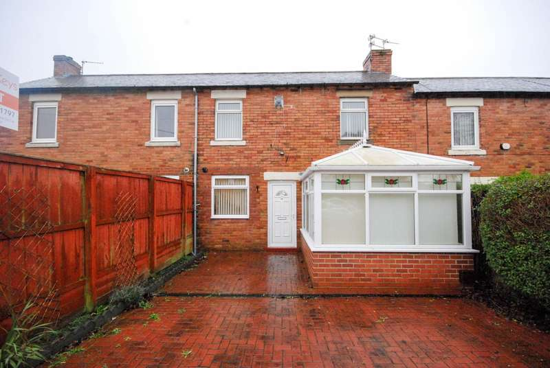 2 Bedrooms Terraced House for rent in Windsor Road, Birtley