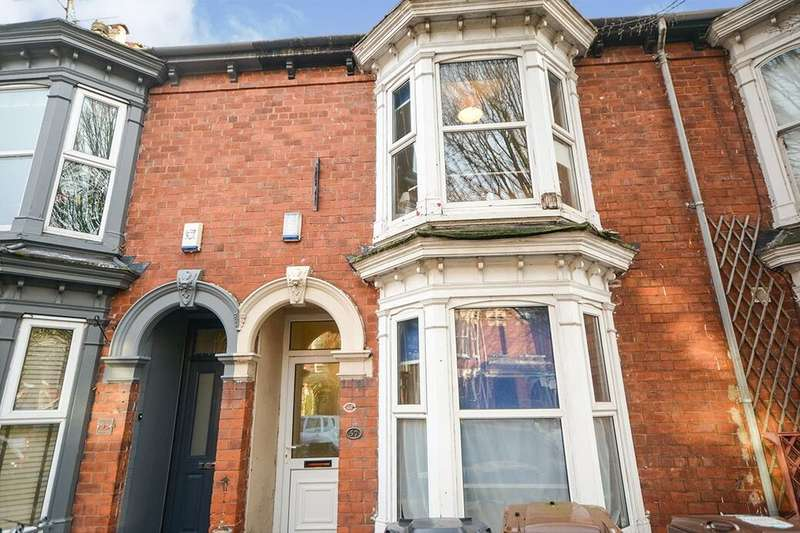 4 Bedrooms Terraced House for rent in Hewson Road, Lincoln, LN1