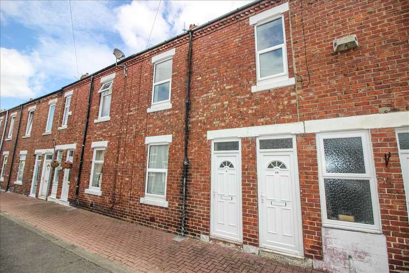 2 Bedrooms Flat for rent in Hastings Terrace, Cramlington