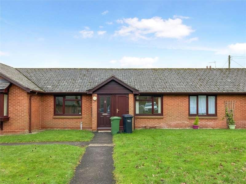 2 Bedrooms Retirement Property for sale in 35 Walnut Gardens, Kington, HR5 3DN