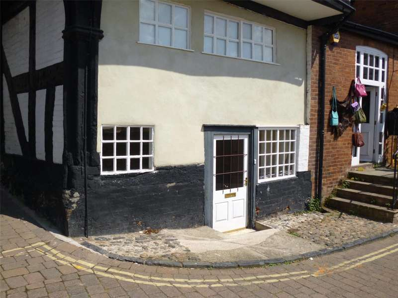 Retail Property (high Street) Commercial for rent in Pepper Lane, Ludlow, Shropshire, SY8 1PX