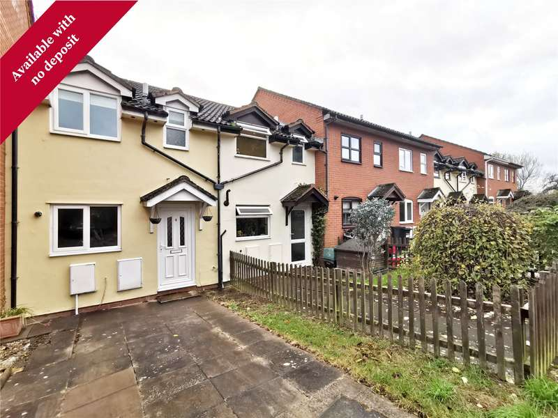 2 Bedrooms Terraced House for rent in 3 The Paddocks, Ludlow, Shropshire, SY8
