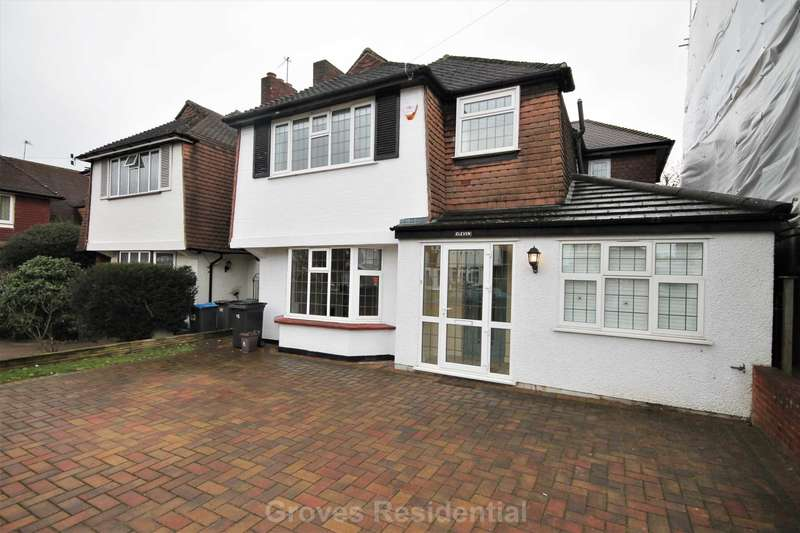 4 Bedrooms Detached House for rent in Fir Grove, New Malden