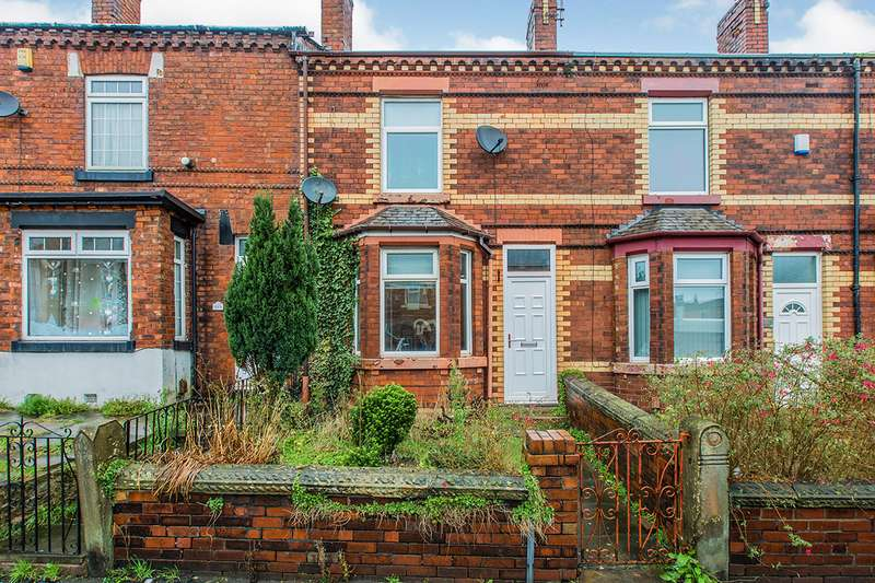 2 Bedrooms House for sale in Ormskirk Road, Wigan, Greater Manchester, WN5