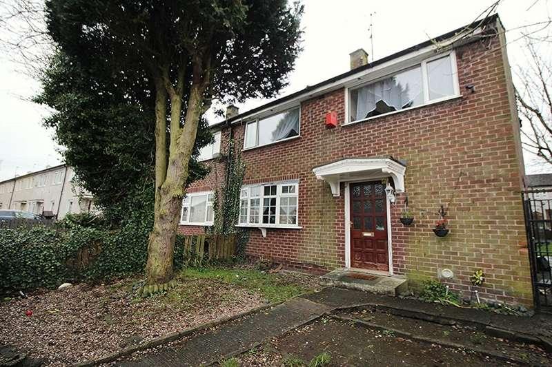 3 Bedrooms Semi Detached House for sale in Lamlash Road, Blackburn, BB1
