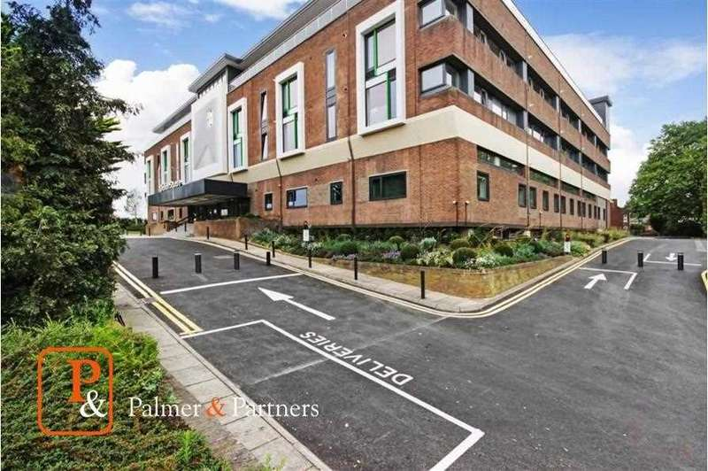 2 Bedrooms Penthouse Flat for sale in Station Square, Bergholt Road, Colchester CO4