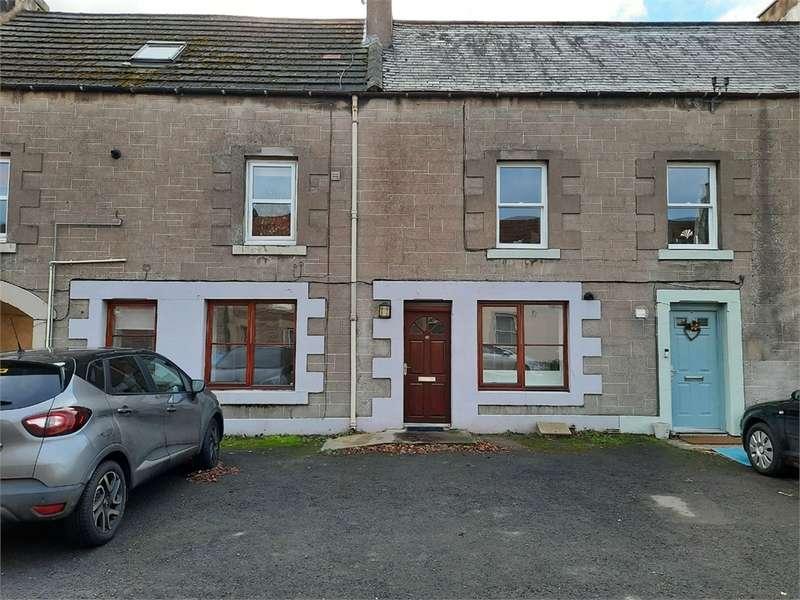 2 Bedrooms Flat for rent in 11 High Street, Ayton, EYEMOUTH, Scottish Borders