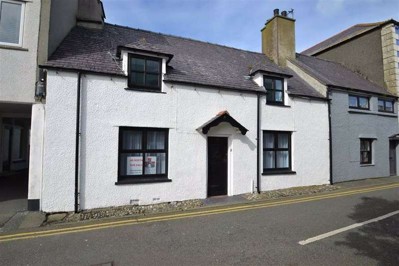 3 Bedrooms Cottage House for sale in Chapel Street, Beaumaris, Anglesey