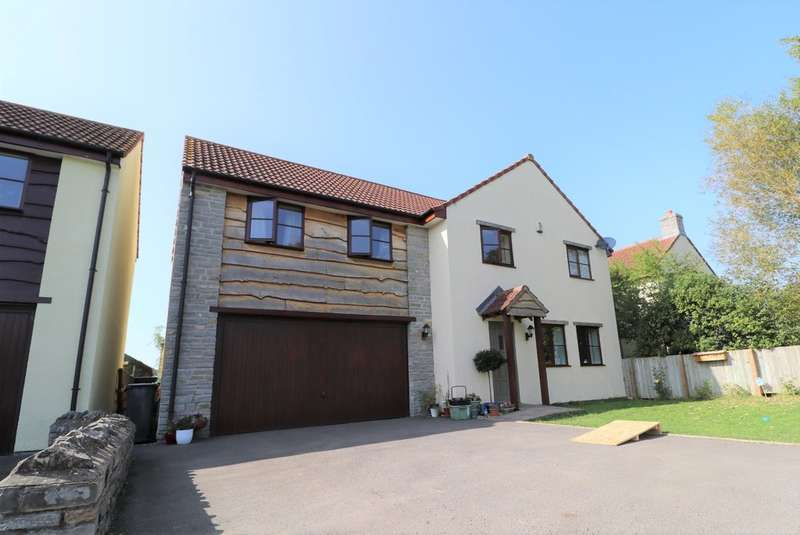 4 Bedrooms Detached House for sale in Walnut Lane, Cossington