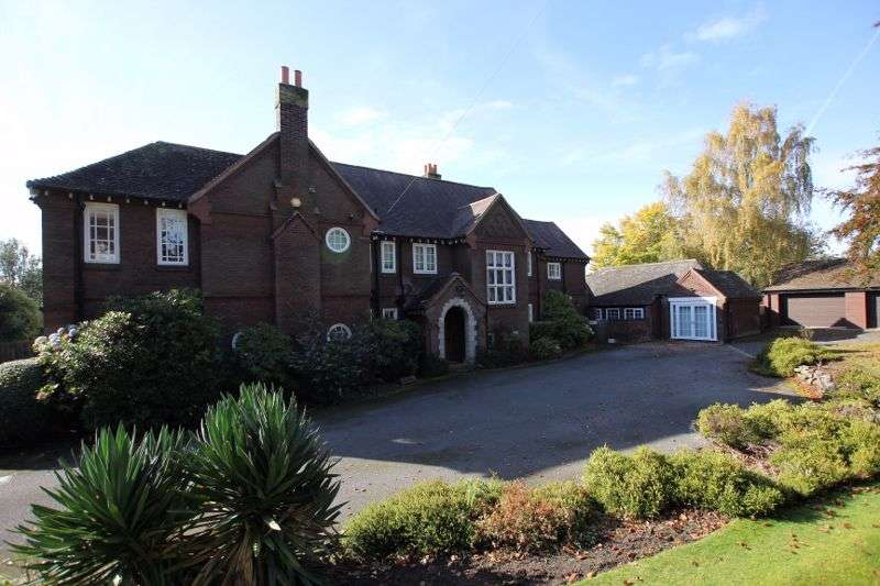 5 Bedrooms Property for sale in Poulton Royd Drive, Spital, Wirral