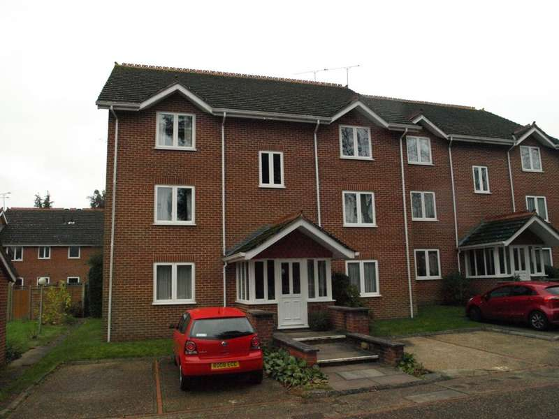 1 Bedroom Apartment Flat for rent in Thornfield Green, Blackwater, GU17