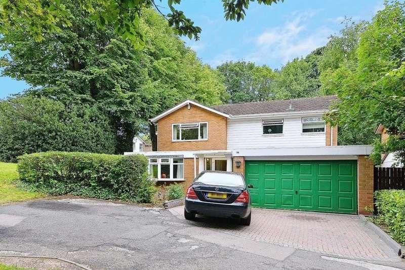 4 Bedrooms Detached House for sale in Augustus Road, Edgbaston, Birmingham, West Midlands, B15 3LT