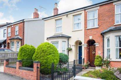 4 Bedrooms Semi Detached House for sale in Copt Elm Road, Charlton Kings, Cheltenham, Gloucestershire