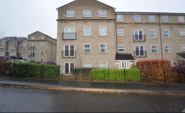 2 Bedrooms Apartment Flat for rent in Axminster Drive, Bailiff Bridge, Brighouse