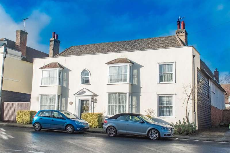 6 Bedrooms Detached House for sale in High Street, Great Bardfield