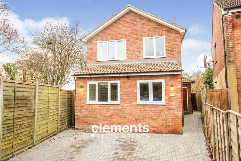 3 Bedrooms Detached House for sale in Bennetts End, Hemel Hempstead HP3